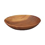 木制 深碟 约直径24×高5cm