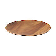 木制 托盘 约直径30×高2.5cm