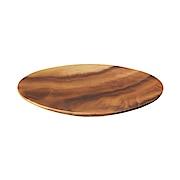 木制 托盘 约直径19×高2cm