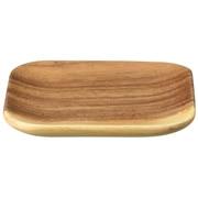 木制 方托盘 约宽12.5×深12.5×高2cm