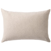 棉天竺枕套 50×70cm用 / 混米色