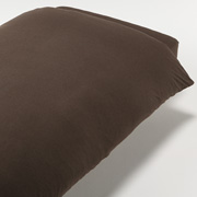棉天竺被套 K 230×210cm用 / 混棕色