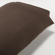 棉天竺被套 L 200×230cm用 / 混棕色