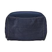舒适沙发用外套 棉牛仔布(藏青色) 宽65×深65×高43cm