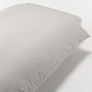 水洗棉被套 L 200×230cm用 / 米色