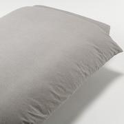水洗棉被套 L 200×230cm用 / 棕色