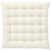 印度棉坐垫/生成色 39×39cm