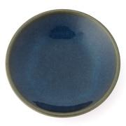 益子焼香皿 钴釉 85mm