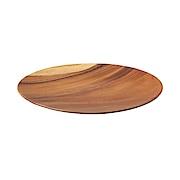 金合欢 餐盘 约直径26×高2cm