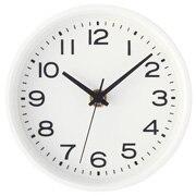 指针式时钟 小 挂 座钟 白色