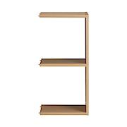 组合柜/追加2层/白橡木 宽40×深28.5×高81.5cm