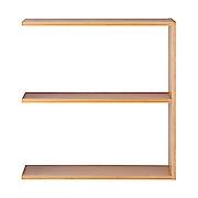 组合式木架宽型/2层追加件/白橡木