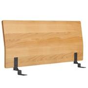 床框用床头板 / 双人 / 橡木 / 长147×宽8×高53cm