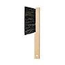 木制 桌面扫帚 约长23×宽1×高7cm