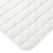 羊毛床褥 Q 160×200cm / 白色