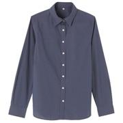 棉水洗棉衬衫