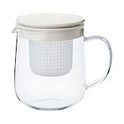 耐热玻璃 壶 大 约1L