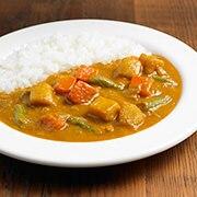 饴色洋葱的蔬菜咖喱 180克
