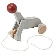 拉拉车玩具海狗