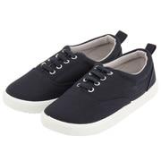 舒适合脚棉布运动鞋