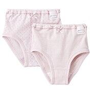 触感亲肤舒适短裤·2条装