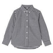 牛津纽扣领衬衫