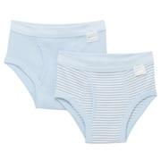 触感亲肤舒适三角裤 2条装(婴儿)