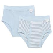 触感亲肤舒适三角裤 2条装(孩童)