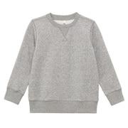 柔软毛圈棉混运动衫(孩童)