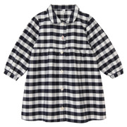 牛津棉长袖连衣裙(婴儿)