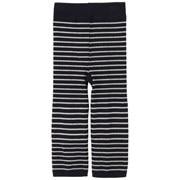 活动自如棉混条纹收腿裤(婴儿)