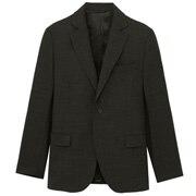羊毛混西装夹克
