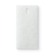 泡沫塑料三层浴室用海绵 约宽7×长14.5×高4.5cm