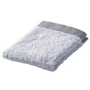 棉纱织起绒柔软手巾/海军蓝 34×35cm