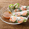 自制美食 越式春卷皮 120g(四片×2回份)