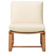 客厅餐厅两用沙发椅(塑形垫式)