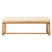 客厅餐厅两用长凳/1(塑形垫式)