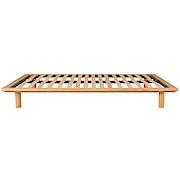 床框 / 双人 / 橡木 / 长147×宽202×高25.5cm