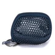 立体网眼化妆包 小 海军蓝 约6×4.5cm