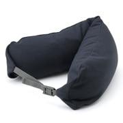 舒适颈部靠枕・帯帽子