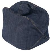 棉牛仔布软管填充坐垫 約28×28×28cm