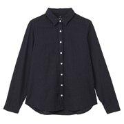 棉双层纱织衬衫