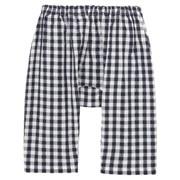 棉泡泡纱 短衬裤