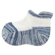 合脚直角弹力带提耳拼接运动船袜(婴儿)