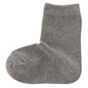 合脚直角弹力素色袜(孩童)