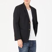 棉斜纹布夹克
