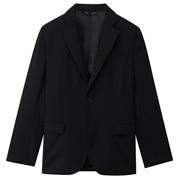 羊毛混纺西装夹克