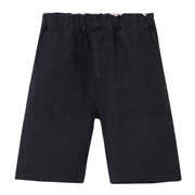 法国亚麻水洗半长裤(婴儿)