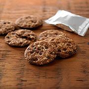 巧克力燕麦饼干