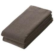 棉可围卷 长毛巾・特薄型 34×110・2枚組